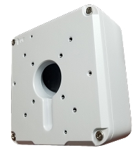 Outdoor or indoor cable junction box for Signature Series